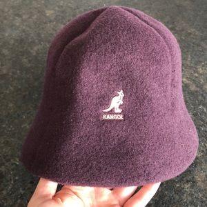 Kangol wool bucket hat